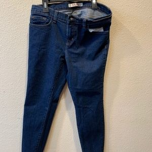 J Brand Skinny Jeans Dark Wash Size 30
